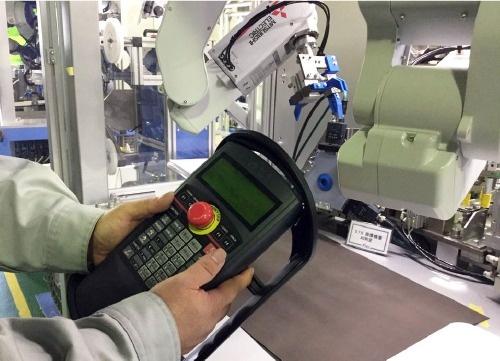 産業用ロボット安全特別教育